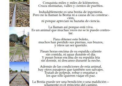 La Bestia (poem by Ned Flanagan)