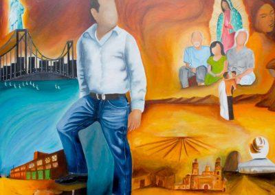 Voces de Esperanza (artwork by Reyna García)